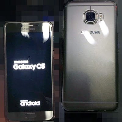 First Leaks Samsung Galaxy C5